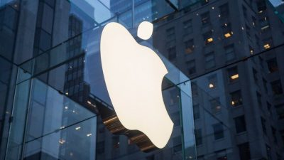 Россиянин подал в суд на Apple из-за «махинаций» с памятью в iPhone