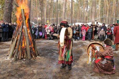 В конце марта в Кузбассе проведут обряды кормления духов и очищения огнём