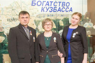 В Кузбассе наградили смелую бригаду скорой помощи