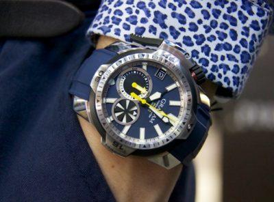 Во Франции у россиянина отобрали часы за 110 тысяч евро