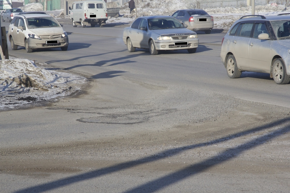 Ямочный ремонт дорог обойдётся Кемерову в 30 миллионов