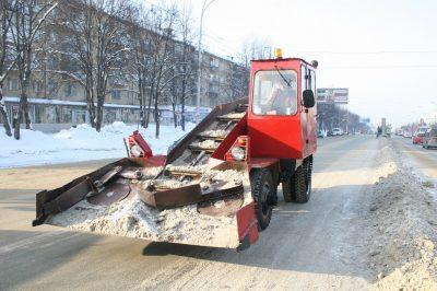 Глава Кемерова назвал основные проблемы, с которыми город столкнулся при уборке снега