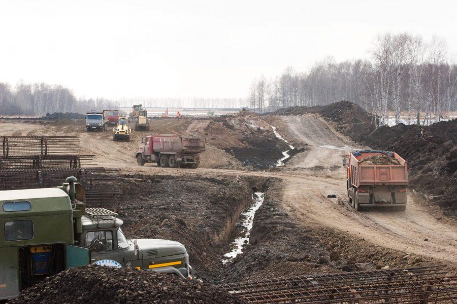 Строительство дороги Томск— Тайга обойдётся в7 млрд.