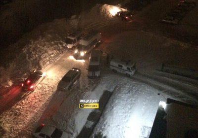 В Кемерове на подземной парковке на ФПК застрелили бизнесмена