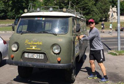 Американский актёр Том Хэнкс похвастался российской «буханкой»