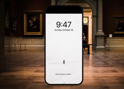 В Сети появилось первое видео с концептом iPhone 8