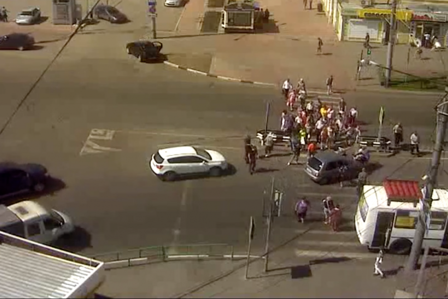 Сбившему 5 женщин на«зебре» шоферу назначили принудительное лечение