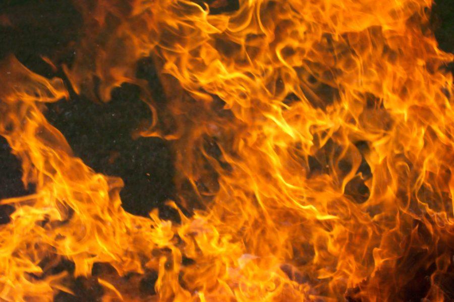 ВКузбассе напожаре спасли троих детей