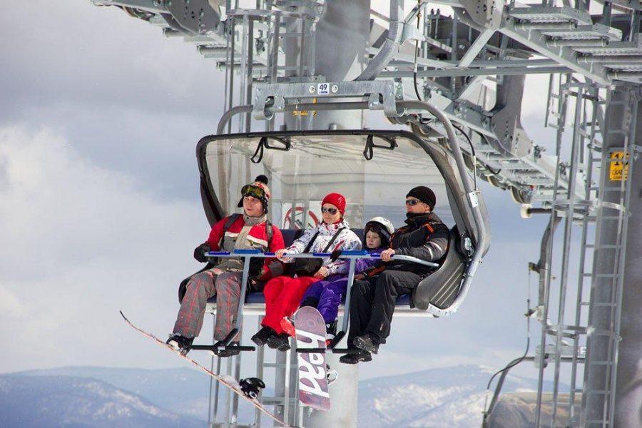 Новый подъёмник вШерегеше планируют открыть ссамого начала сезона 2017