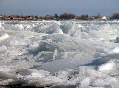 В Кузбассе вскрытие рек начнётся раньше обычного на четыре-девять дней