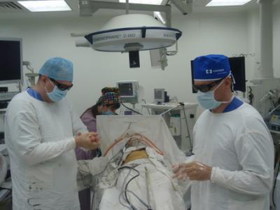 Операцию в 3D-формате впервые проведут в кемеровской больнице