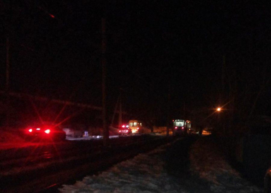 ВКемерове под колёсами трамвая умер мужчина