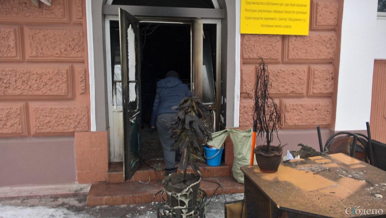 Вгаражном кооперативе напали накемеровского арбитражного управляющего