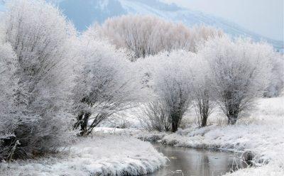 Кемеровский гидрометцентр: нынешняя зима была теплее предыдущей