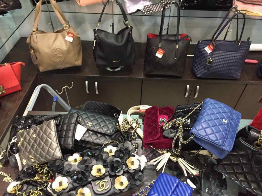 ВКемерове собственнику магазина угрожает штраф за реализацию поддельных товаров