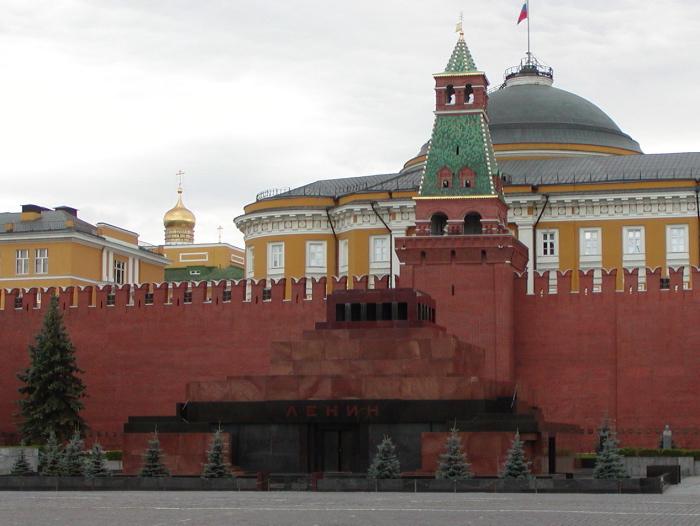 Депутаты от «Единой России» отозвали подписи под законопроектом о захоронении Ленина