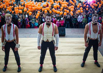 Летом в Новокузнецке пройдёт молодёжный фестиваль «Синергия»
