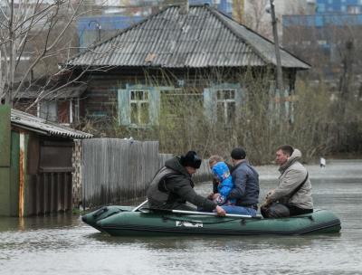 В Кузбассе муниципальное имущество застраховали от паводка на 481 млн рублей