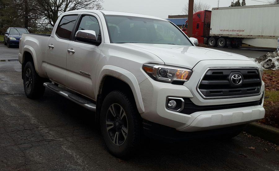 Toyota отзывает 250 тысяч машин Tacoma из-за выявленного дефекта