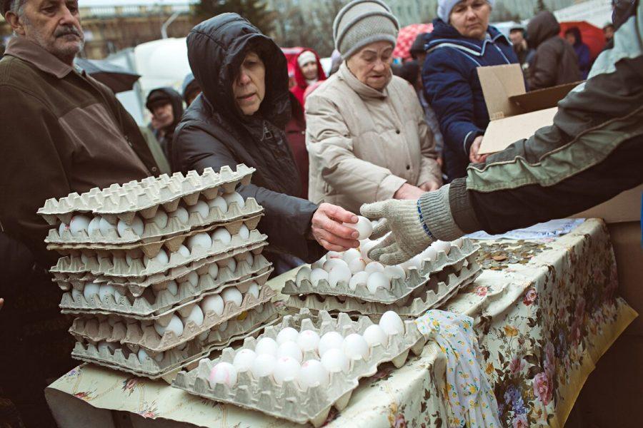 В 2016 году кемеровчане потратили на еду на 4 миллиарда больше, чем новокузнечане