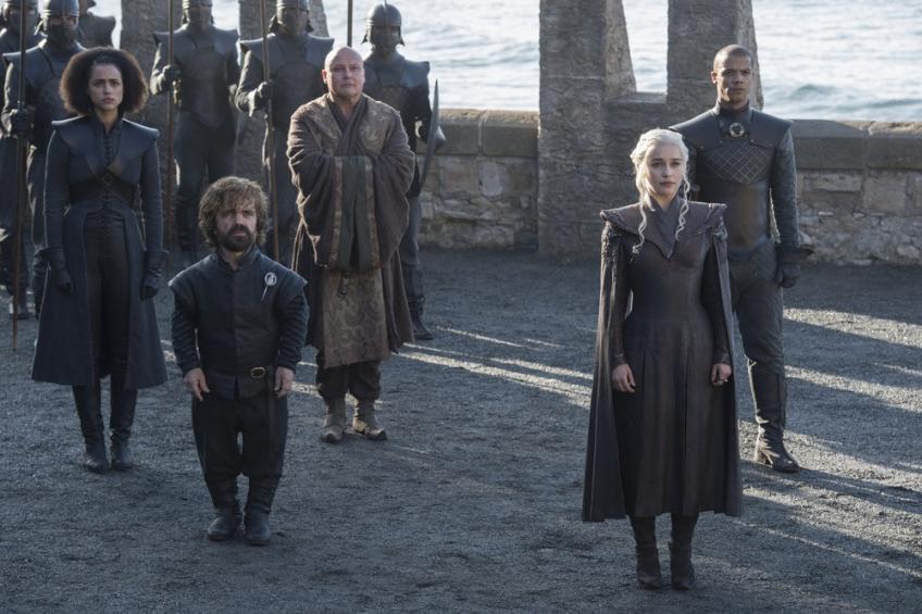 В Сети появились первые официальные кадры седьмого сезона «Игры престолов»