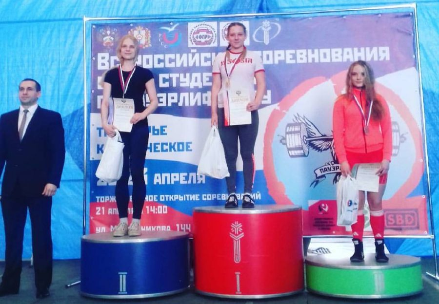 Кемеровчанка выступит на чемпионате мира по пауэрлифтингу в Южной Африке