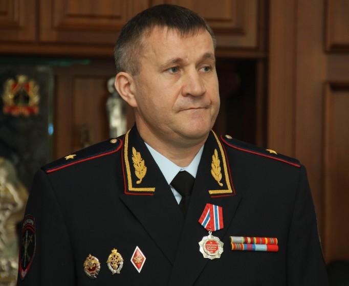 Замглавы милиции Кузбасса отправлен вотставку