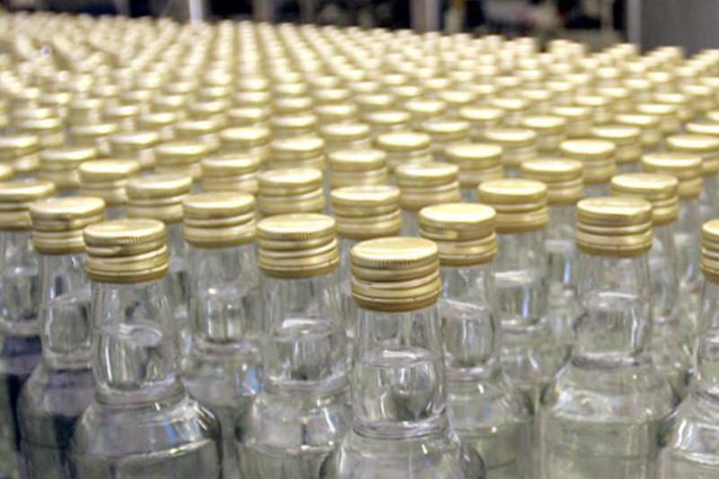 В России на 8% вырастет минимальная цена на водку