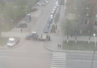 В Кемерове на аварийном участке установят светофор