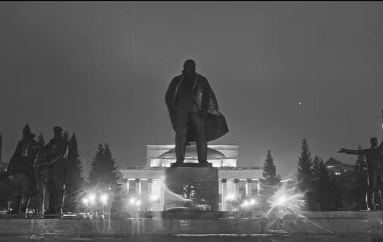 В новом клипе The Prodigy показали Новосибирск и Екатеринбург