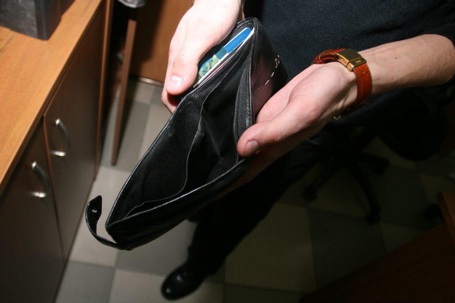 Замесяц долги по заработной плате в Российской Федерации увеличились на5,9%