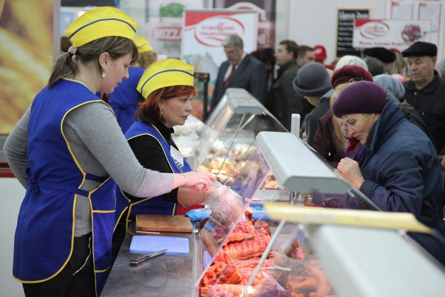 В крупном кемеровском ТЦ откроют продуктовый рынок площадью 5 тысяч «квадратов»