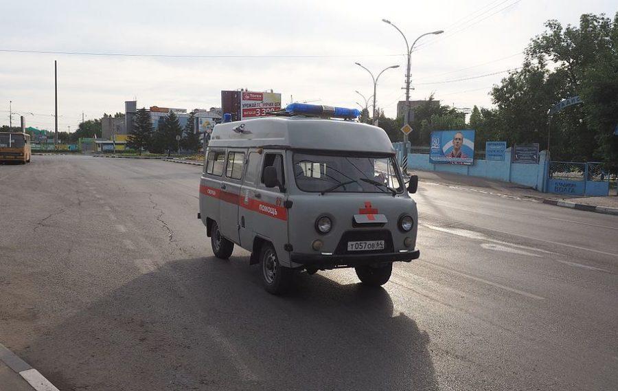 ВПрокопьевске 77-летний шофёр устроил смертельное ДТП