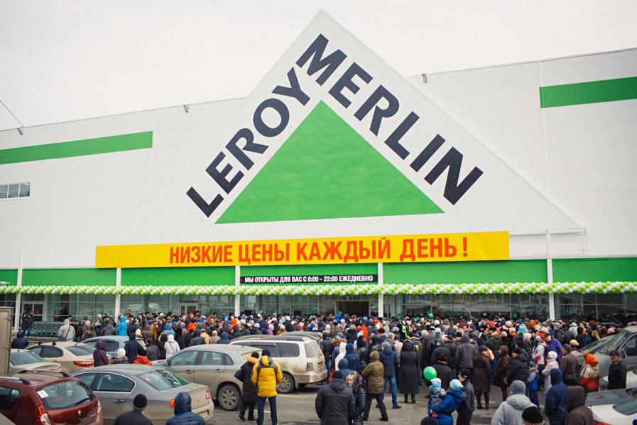 В Центральном районе Кемерова планируют открыть второй «Леруа Мерлен»