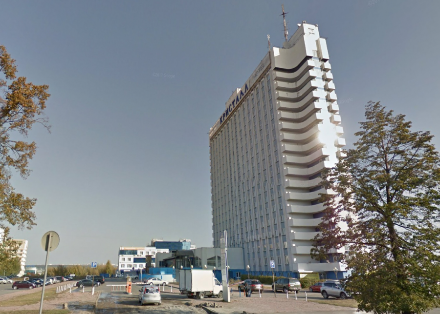 В кемеровском гостиничном комплексе «Кристалл» ввели наблюдение