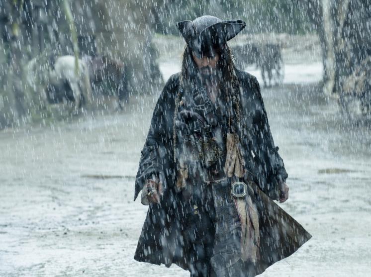 В кемеровских кинотеатрах рассказали, как прошла премьера новых «Пиратов Карибского моря»