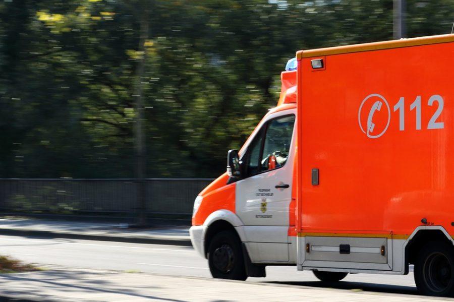 ВДТП с фургоном вКузбассе пострадали двое взрослых иребёнок