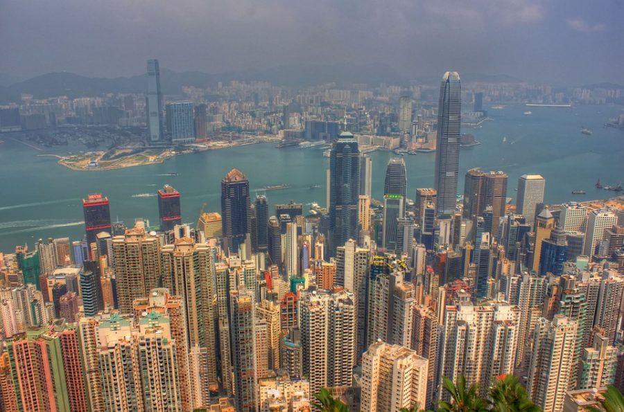 Самый дорогой участок земли продали на аукционе в Гонконге