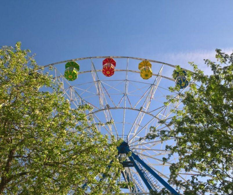 Кемеровчан приглашают на «Праздник детства»