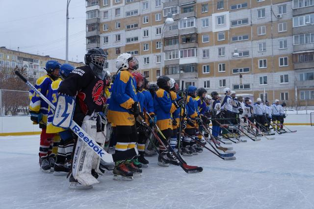 Новый ледовый центр для хоккея с шайбой построят в Кемерове