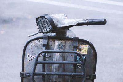 Кузбассовцу грозит срок в колонии за пьяную поездку на скутере