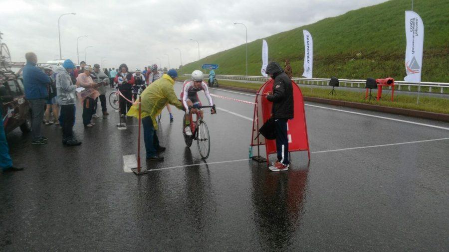 В Кузбассе прошёл областной чемпионат по шоссейному велоспорту