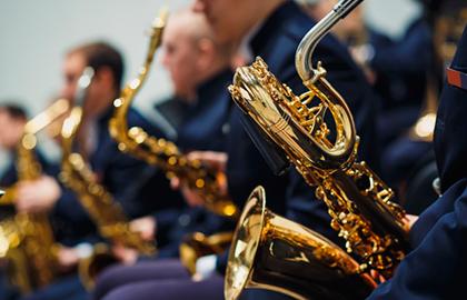 Губернаторский духовой оркестр Кузбасса даст завершающий концерт в этом сезоне
