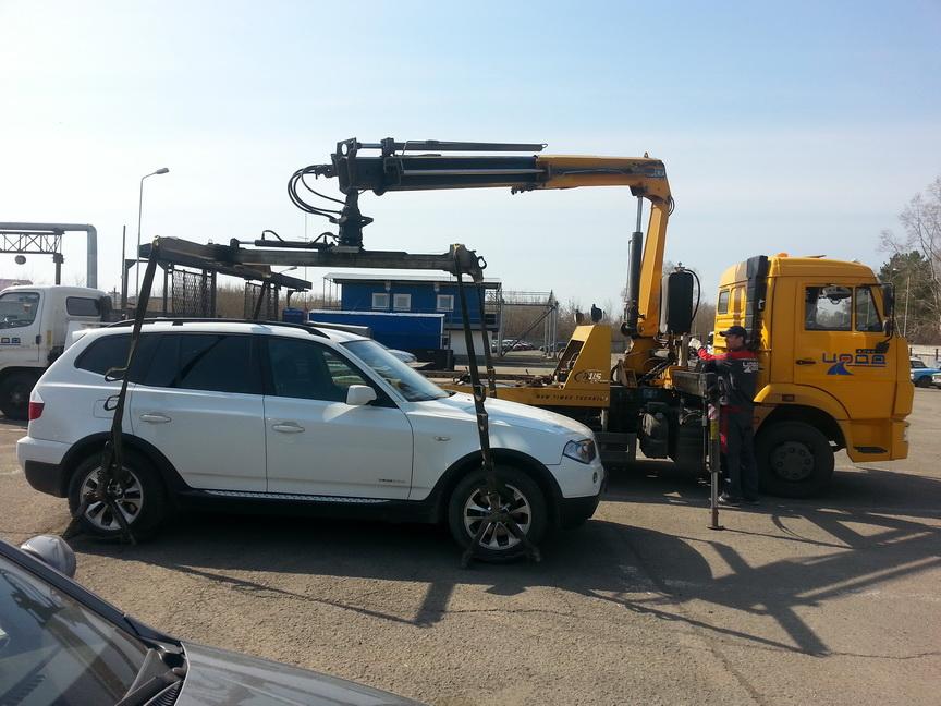 С начала 2017 года в Кемерове водителей тяжеловесных авто оштрафовали на 7,5 млн рублей