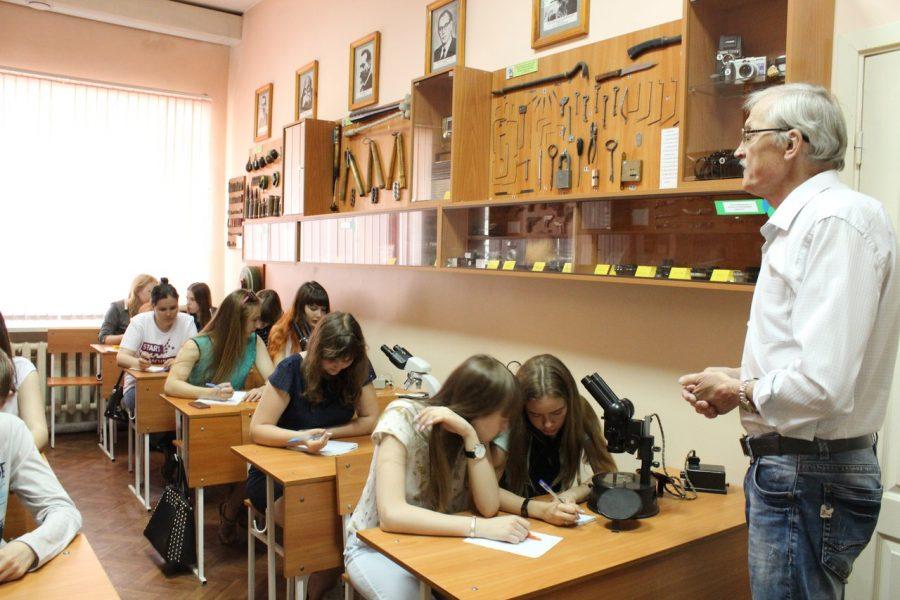 В Кемерове проходит второй сезон Плехановского летнего университета для школьников