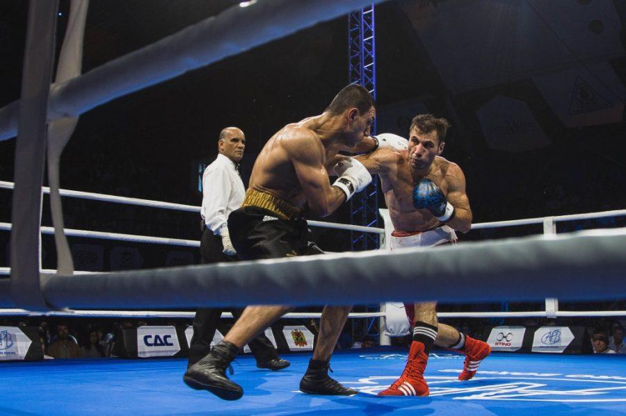 Воспитанник кузбасской школы бокса стал номинантом премии «Человек года» по версии GQ