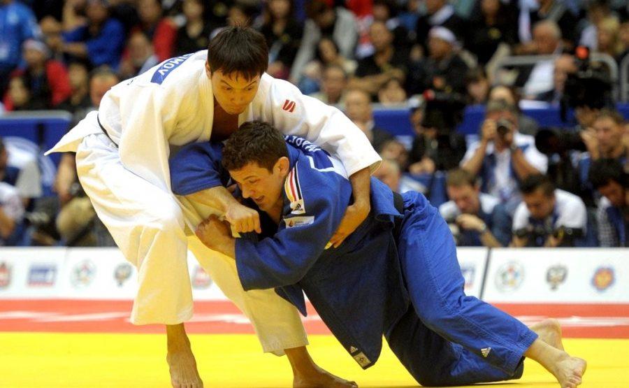Кузбасский спортсмен победил в международном турнире по дзюдо
