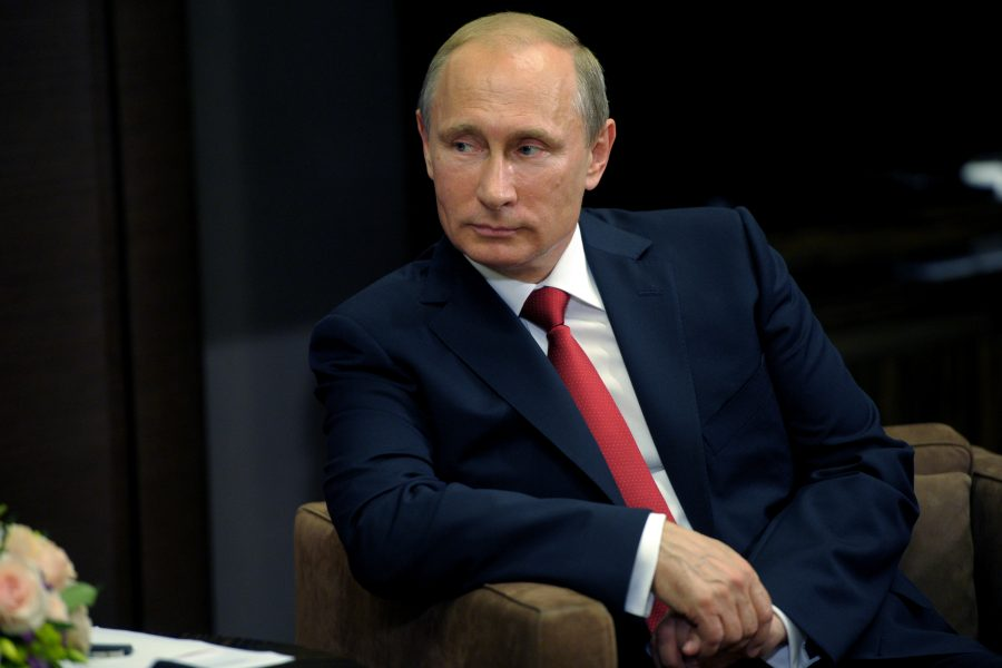 Путин рассказал, как бы повёл себя на подлодке в душе с геем