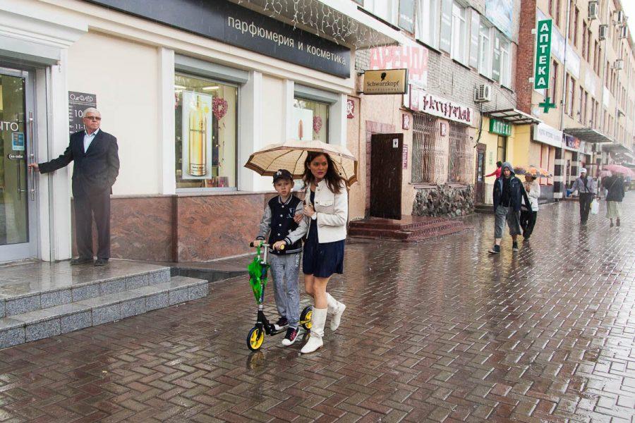 На выходных в Кузбассе будут грозы и дожди