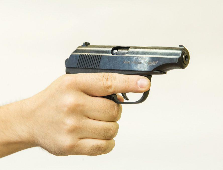 ВКемерове люди вмасках стреляли в предпринимателя